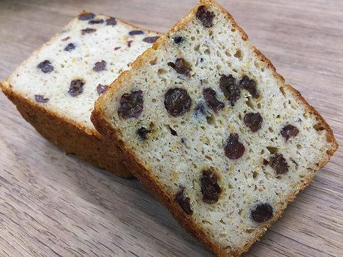Sourdough Gluten Free Bread (Raisin Bread) 800g