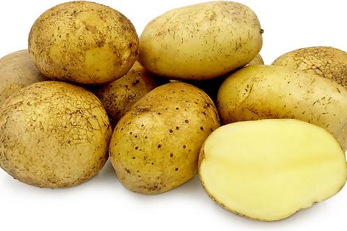 Organic Potatoes - Agria per kg