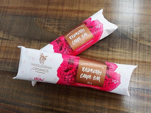 Wholesale - Raspberry Vegan Carob Bar 42g