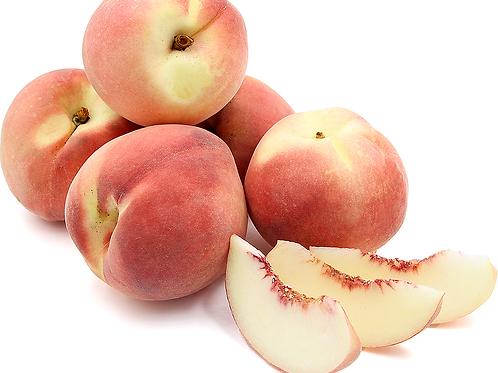 NZ Organic Peaches - White Flesh