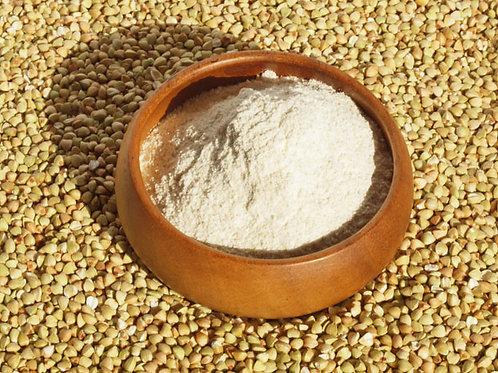 Buckwheat Flour - NZ Organic Zentrofan Stone-Milled Buckwheat Flour