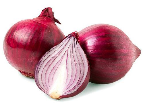 Organic Onions - Red
