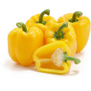 Spray-Free Capsicum - Yellow Each