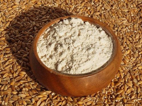 Spelt Flour - NZ Organic Zentrofan Stone-Milled Spelt Flour