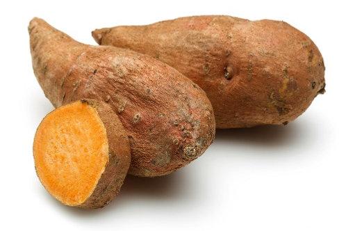 Organic Kumara Orange