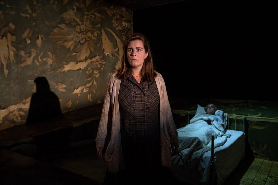 Lise Baastrup starring in Misery