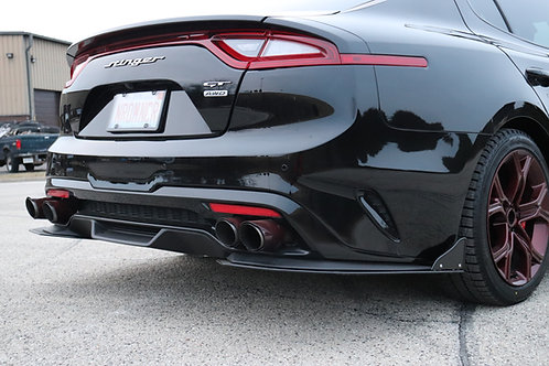 (Dealer) Aerotekk Rear Winglets for 18+ Kia Stinger