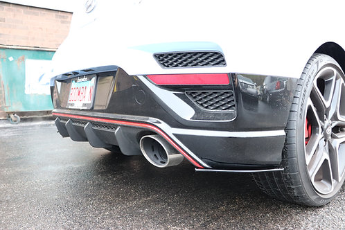 Aerotekk Rear Winglets for 19+ Veloster N