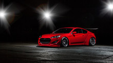 2014 SEMA Show BTR Edition Genesis Coupe build story