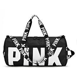 """""""Black"""" Pink Bag"""