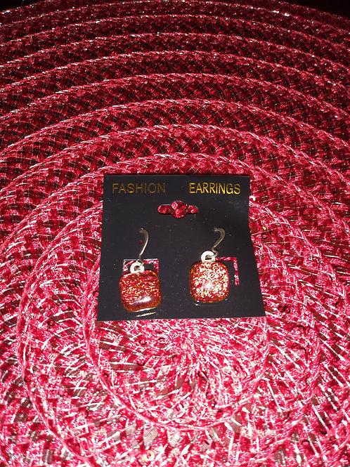 Sterling Silver Wire Earring