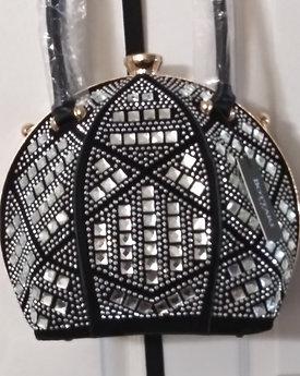 Bling Bling Designer Sphere Handbag