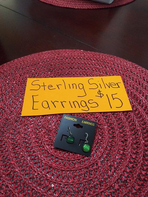 Sterling Silver Wire earrings