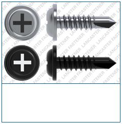 Cross Recess (H)  Wafer Head  DIN 7504 S