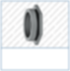 Clinch Flush Nut  A2 Stainless Steel.png