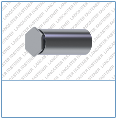 Clinch Blind Stand Off Steel  Zinc Plate