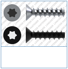 T-Drive  Countersunk  Plas-Tech 30 Screw