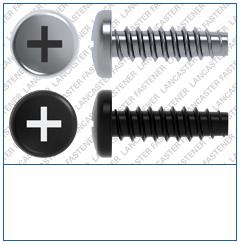 Cross Recess (H)  Pan JCIS Type P  Micro