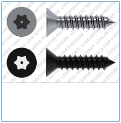 Pin T-Drive  Countersunk  PROTECTOR 4  T