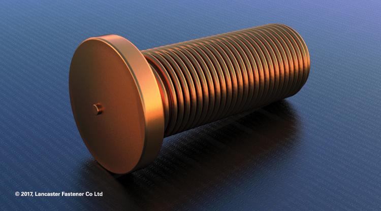 Capacitor Discharge (CD) Weld Studs