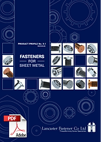 Fasteners for Sheet Metal.png