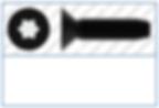 T-Drive®__Countersunk__DIN_7500__FORM_M_