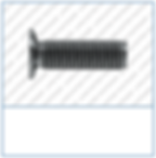Flush Head  Clinch Stud  A2 Stainless St