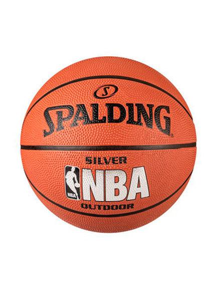 Spalding NBA Silver размер 6
