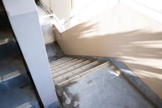 ⑲共用部:外階段
