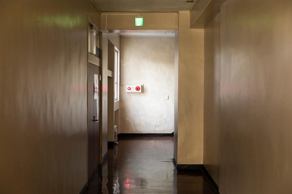 ⑰共用部:廊下