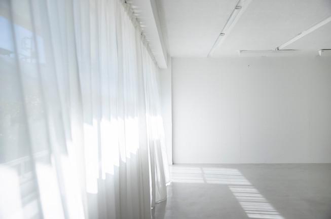 ④南向きの大きな窓