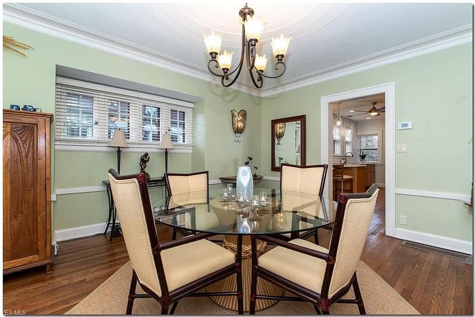 stewart dining room