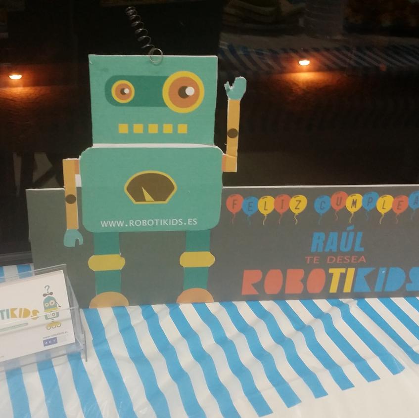 Cumpleaños Robotizados