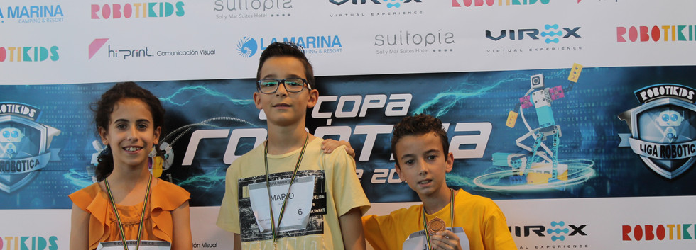 II COPA ROBOTIKIDS