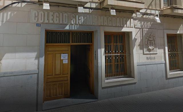 Colegio Sta María Magdalena