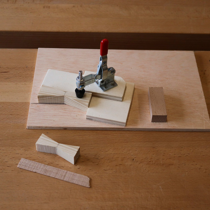 Accurate dovetail keys