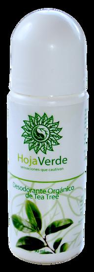 Desodorante orgánico Lavanda y Tea Tree