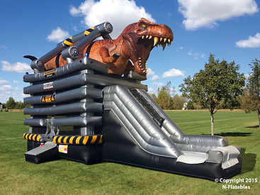 T-Rex Bounce and Slide