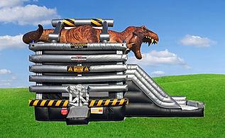 T-Rex Bounce & Slide Rental