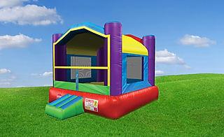 Wacky Bounce House Rental