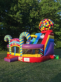 Candy Kid Zone Bounce Rental