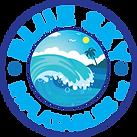 Blue Sky Inflatables Wave Logo