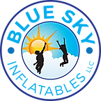 Blue Sky Inflatables Logo