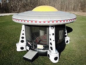 UFO Bounce House