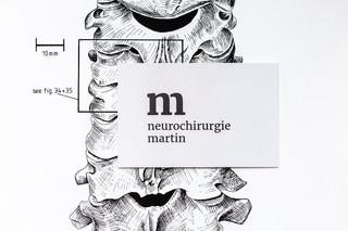 Corporate Design | Neurochirurgie Dr. Daniel Martin