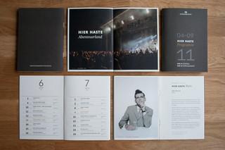 Schwanenteich | Corporate Design