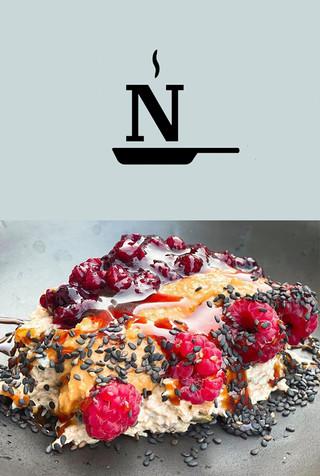 Logo | Nellys Kitchen Stories