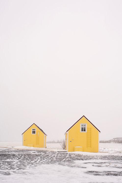 """Islande 131"" par Gilles Morteveille"
