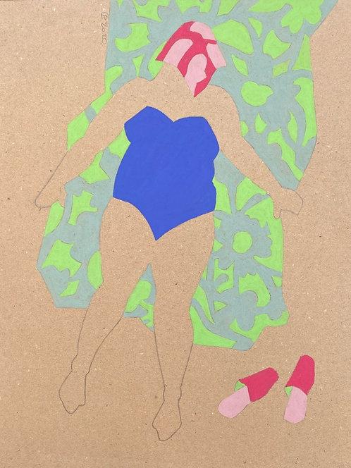 """""""Big mama"""" par Patrick Cambolin"""