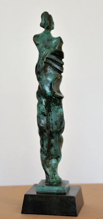 """""""Personnage en vert"""" par Jean-François LAURENT"""